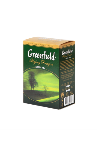 Greenfield 100g Flying Dragon vihreä irtotee