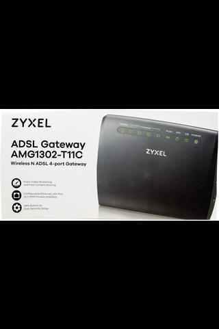 Zyxel AMG1302 ADSL2 modeemi