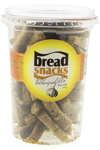 Bread Snacks Valkosipuli