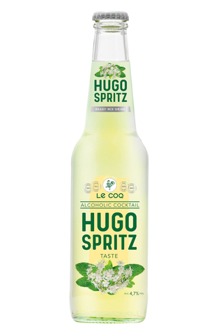 Le Coq Cocktail Hugo Spritz 4,7% 0,33 l klp
