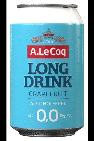 A. Le Coq Grapefruit LD alkoholiton 0,0% 0,33 l tlk