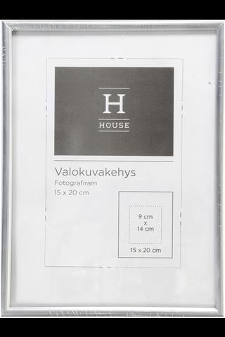 House Visa kehys 15x20 cm