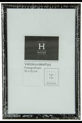 House Visa kehys 10 x 15 cm