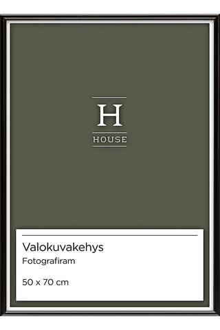 House Visa kehys 50 x 70 cm