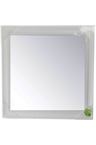 Alice peili valkoinen 40x40 cm