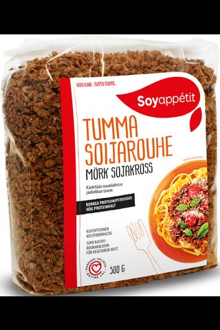 Soyappétit 500 g Tumma soijarouhe