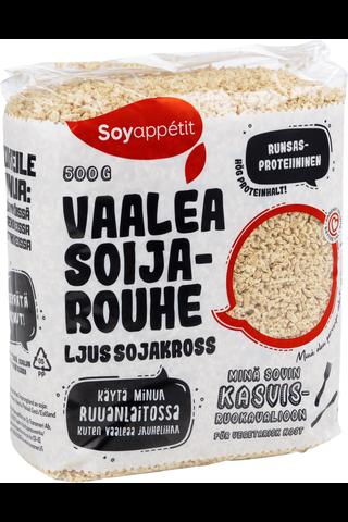 Soyappétit 500g Vaalea soijarouhe