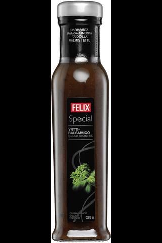 Felix Special yrtti-balsamico salaattikastike 285g