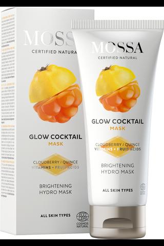 Mossa Glow Cocktail Kirkastava naamio 60ml