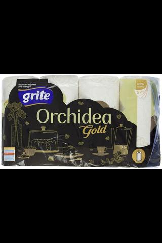 Grite talouspaperi Orchidea Gold 4rll