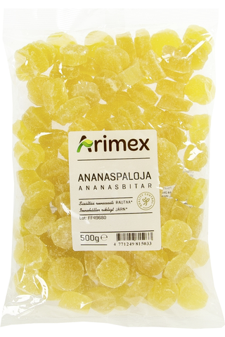 Arimex 500g ananaspaloja