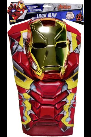 Rubies Iron Man deluxe puserosetti