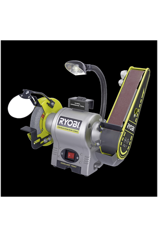 Ryobi RBGL650G penkkihiomakone hiomalaikalla