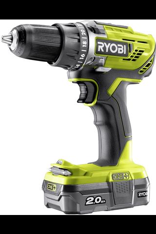 Ryobi ONE+ R18DD3-120S akkuporakone 18V