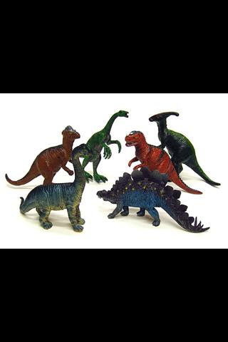 Dinosaurukset 6kpl lelu
