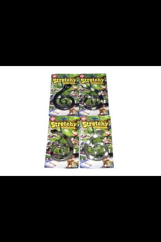 Venyvä käärme, 4 erilaista