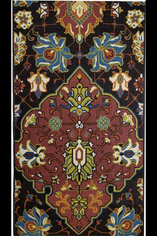 House Maroc käytävämatto 70x200cm