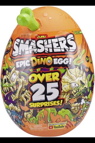 Smashers Giant dino smash egg