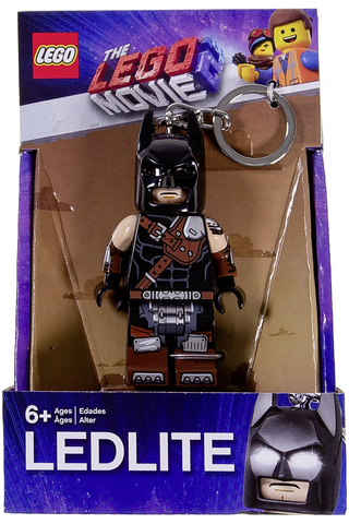 Lego batman avaimenperä valolla