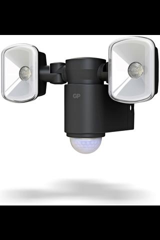 GP Safeguard langaton LED-pihavalo liiketunnistimella 2-LED