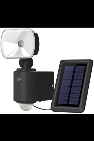 GP Safeguard RF3.1H langaton LED-pihavalo liikesensorilla ja aurinkopaneelilla