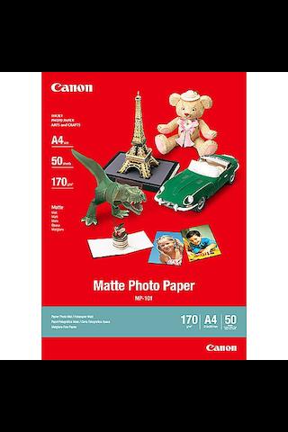 Canon MP-101 valokuvapaperi A4 matta 50 arkkia