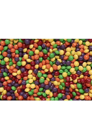 Skittles Fruits 1600g irtomakeinen