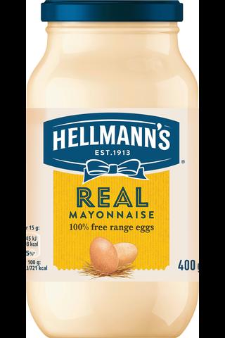 Hellmann's 400g Real majoneesi