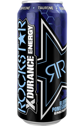 Rockstar XDurance Energy Drink 50cl