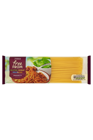 Tesco Free From 500g spagetti gluteeniton
