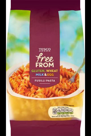 Tesco Free From 500g fusilli kuviopasta gluteeniton