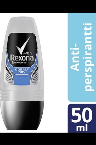 Rexona 50ml Cobalt roll on