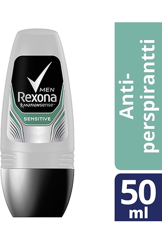 Rexona 50ml Sensitive for Men roll on