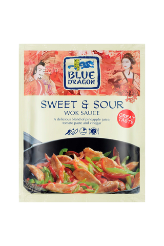 Blue Dragon Sweet-sour wok-kastike 120g