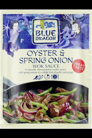 Blue Dragon 120g Oyster spring onion wok-kastike