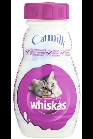 Whiskas Kissanmaito 200ml