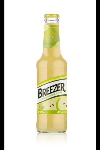 Breezer  Pear 27,5 cl lasiplo 4 %  FAB
