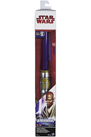 Star Wars E8 RP Electronic Lightsaber valomiekka