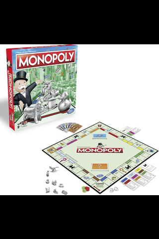 Hasbro Gaming Monopoly Classic lautapeli