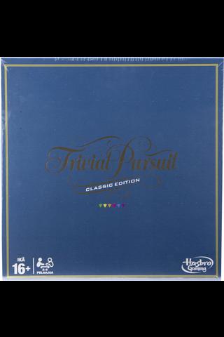 Hasbro Gaming Trivial Pursuit Classic Edition lautapeli