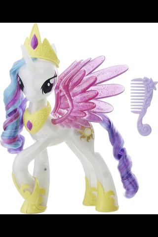 Mlp glimmer & glow princess celestia