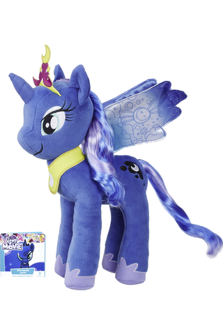 Mlp large rooted hair plush ast