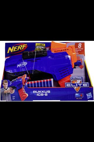 Nerf N'Strike Elite Rukkus ICS-8 nuolipyssy