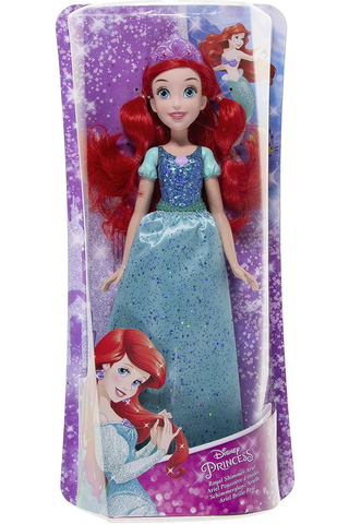 Disney Princess Royal Shimmer nukke Ariel