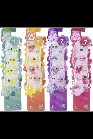 Littlest pet shop petal pack tube