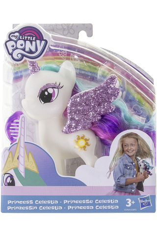 My Little Pony Ombre / Rainbow Hair lelu