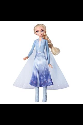 Frozen 2 Light Up Fashion Assortment nukke valolla, 28 cm
