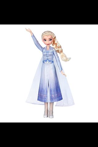 Frozen 2 Laulava Frozen nukke, 28 cm