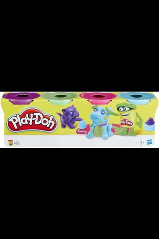 Play-doh muovailuvaha 4-pakkaus