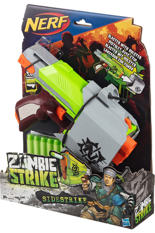 Nerf Zombie Strike Sidestrike leluase